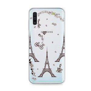 Capa para Galaxy A50 - Paris