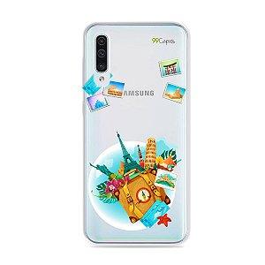 Capa para Galaxy A50 - Memórias