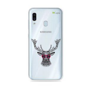 Capa para Galaxy A30 - Alce Hipster