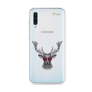 Capa para Galaxy A50 - Alce Hipster