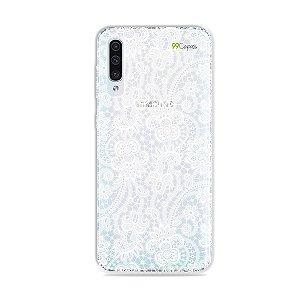 Capa para Galaxy A50 - Rendada