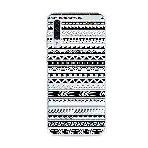 Capa para Galaxy A50 - Maori Branca
