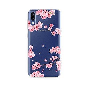 Capa para Galaxy M20 - Cerejeiras