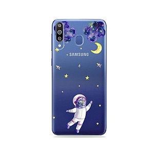 Capa para Galaxy M30 - Astronauta Sonhador
