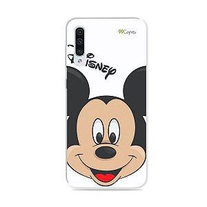 Capa para Galaxy A50 - Mickey