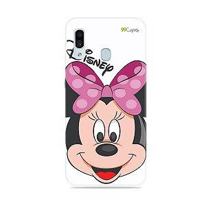 Capa para Galaxy A30 - Minnie