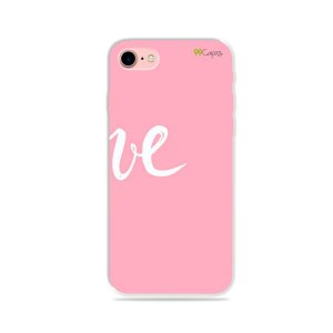 Capa para iPhone 7 - Love 2