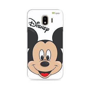 Capa para Galaxy J4 2018 - Mickey