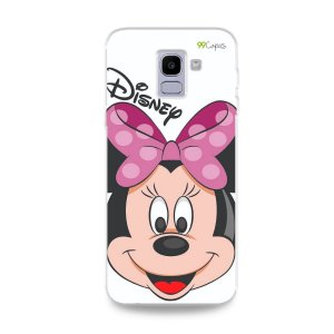 Capa para Galaxy J6 - Minnie