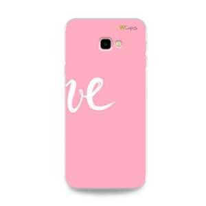 Capa para Galaxy J4 Plus - Love 2