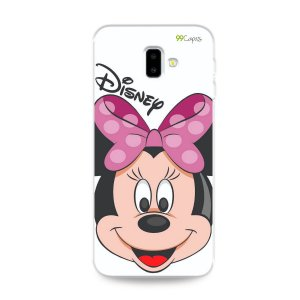 Capa para Galaxy J6 Plus - Minnie