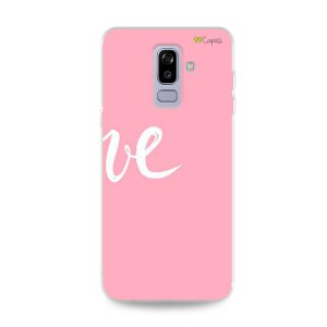 Capa para Galaxy J8 - Love 2