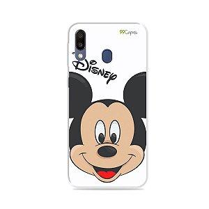 Capa para Galaxy M20 - Mickey