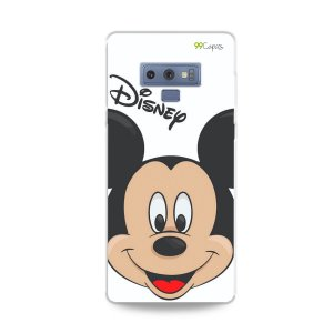 Capa para Galaxy Note 9 - Mickey
