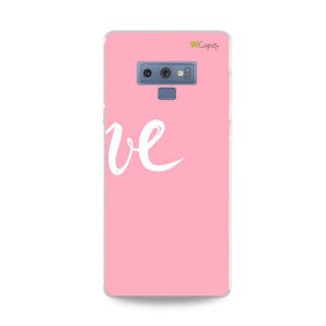 Capa para Galaxy Note 9 - Love 2