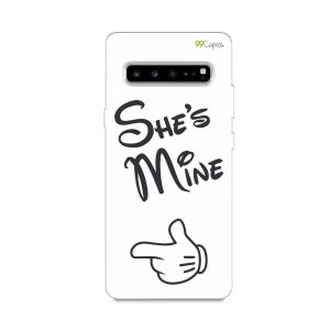 Capa para Galaxy S10 - She's Mine