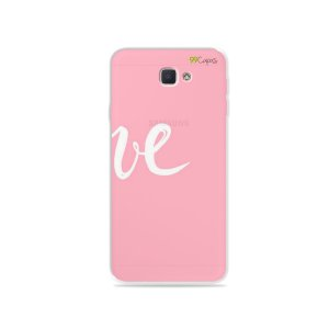 Capa para Galaxy J7 Prime - Love 2