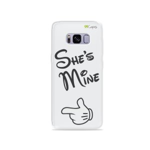 Capa para Galaxy S8 - She's Mine