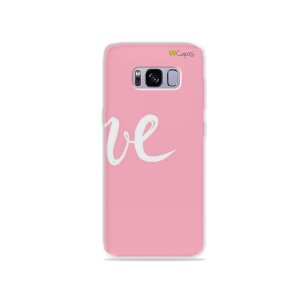 Capa para Galaxy S8 - Love 2