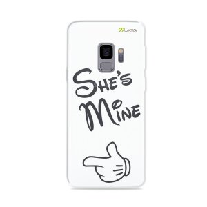 Capa para Galaxy S9 - She's Mine