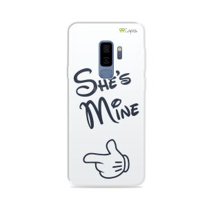 Capa para Galaxy S9 Plus - She's Mine