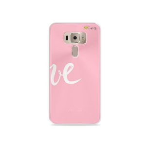Capa para Asus Zenfone 3 - 5.2 Polegadas - Love 2