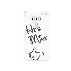Capa para Asus Zenfone 3 - 5.5 Polegadas - He's Mine