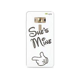 Capa para Asus Zenfone 3 Deluxe - 5.7 Polegadas - She's Mine