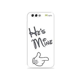 Capa para Zenfone 4 - 5.5 Polegadas - He's Mine