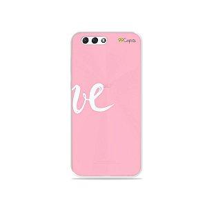 Capa para Zenfone 4 - Love 2