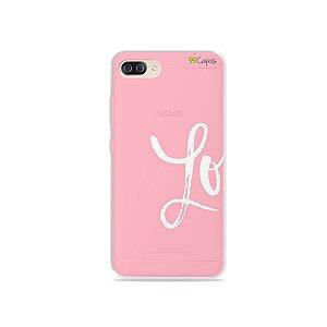 Capa para Zenfone 4 Max - Love 1