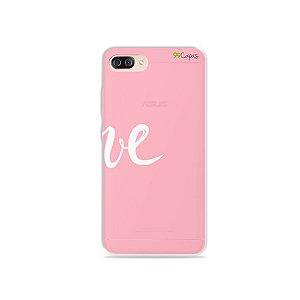 Capa para Zenfone 4 Max - Love 2