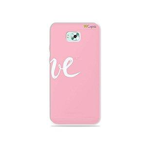 Capa para Zenfone 4 Selfie - Love 2
