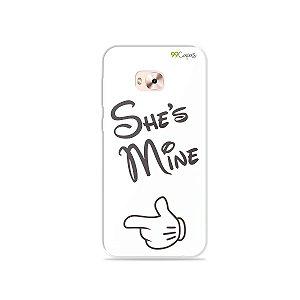 Capa para Zenfone 4 Selfie Pro - She's Mine