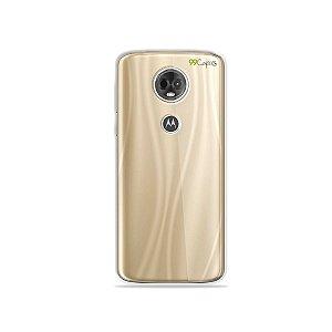 Capa Transparente para Moto E5 Plus