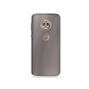 Capa Fumê para Moto G6 {Semi-transparente}