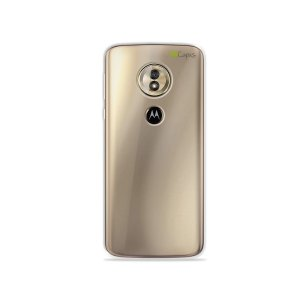 Capa Transparente Anti-Shock para Moto G6 Play