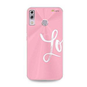 Capa para Asus Zenfone 5 e 5Z - Love 1