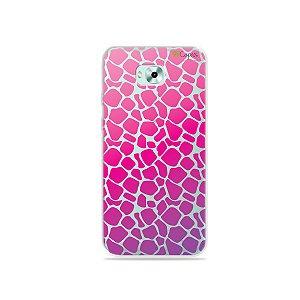 Capa para Zenfone 4 Selfie - Animal Print Pink