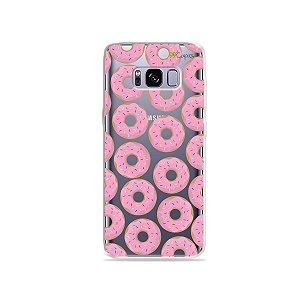 Capa para Asus Zenfone 3 - 5.2 Polegadas - Donuts