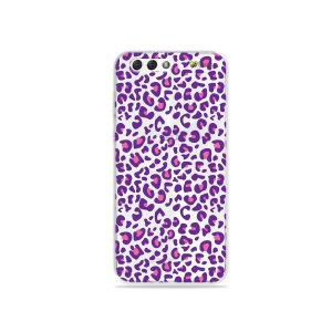 Capa para Zenfone 4 - Animal Print Purple