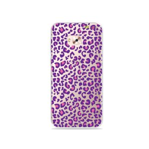 Capa para Zenfone 4 Selfie Pro - Animal Print Purple