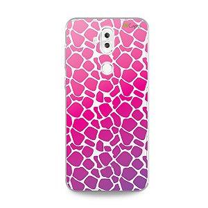 Capa para Zenfone 5 Selfie Pro - Animal Print Pink