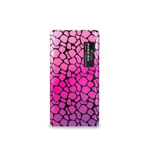 Carregador Portátil Powerbank Pineng 10000mah - Animal Print Pink