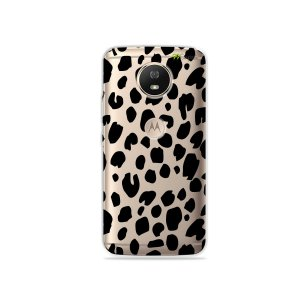 Capa para Moto G5S - Animal Print Basic