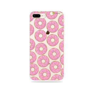 Capa para iPhone 7 Plus - Donuts