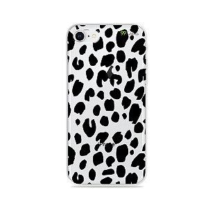 Capa para iPhone 8 - Animal Print Basic