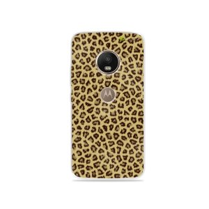Capa para Moto G5 - Animal Print
