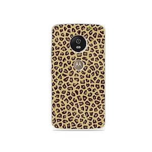 Capa para Moto G5S - Animal Print