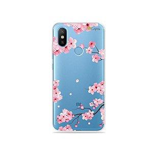 Capa para Xiaomi Mi 8 - Cerejeiras